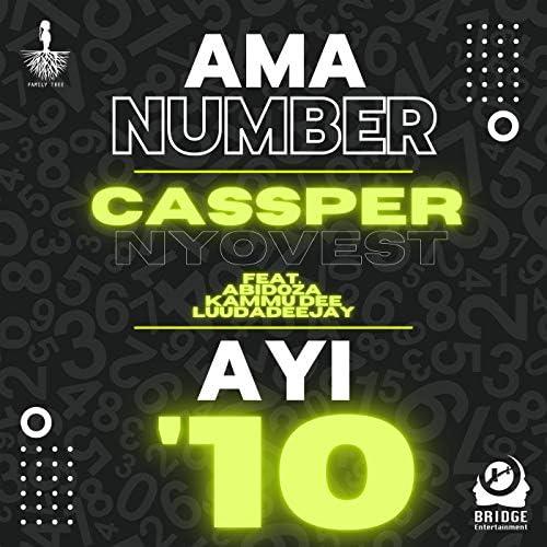 Cassper Nyovest feat. Abidoza, Kammu Dee & LuuDadeejay
