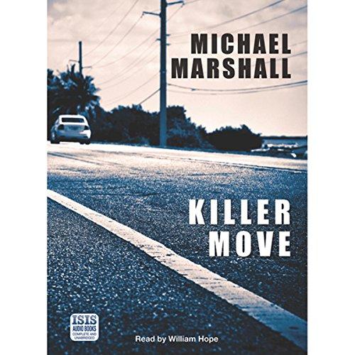 Killer Move audiobook cover art