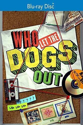 professional Who released the dog [Blu-ray]