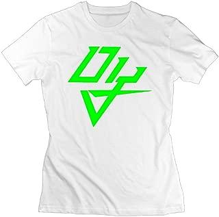 Women's Daddy Yankee Logo Creative T Shirt,O-Neck Shirts
