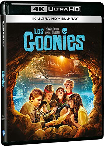 Los Goonies 4K UHD