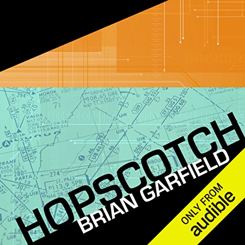 Hopscotch  audiobook cover art