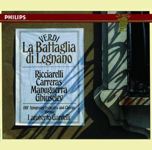 Katia Ricciarelli, José Carreras, ORF Symphony Chorus, ORF Symphony Orchestra & Lamberto Gardelli