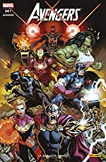 Avengers (fresh start) n°1 d'Eduardo McGuinness