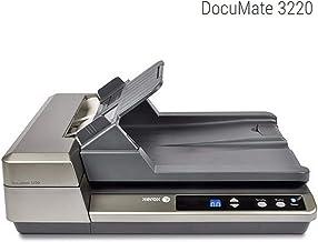 $220 » Xerox DocuMate 3220 Duplex Document Scanner with Flatbed (Renewed)