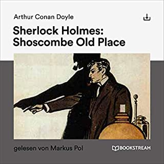 Sherlock Holmes - Shoscombe Old Place Titelbild