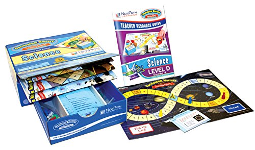 Curriculum Mastery Learning System Science, Grade 4 Game, (56449)