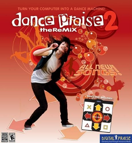 Dance Praise 2: The Remix, Dance Pad Included! (Digital Praise)