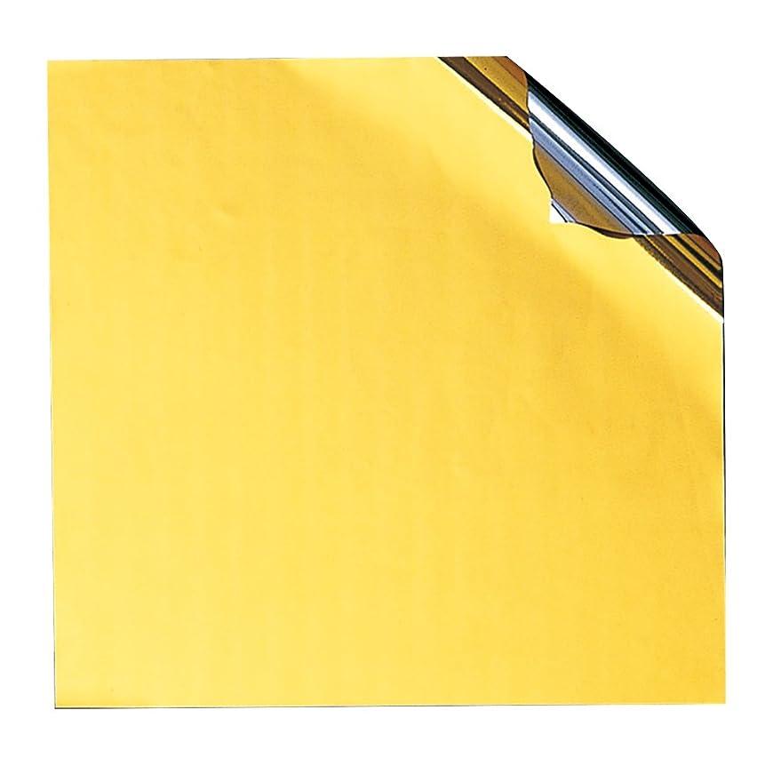 画家機械的に行列金銀敷紙 無地 12cm角 500枚 GS-02