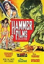 list of hammer frankenstein movies