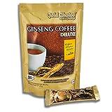 Ginseng Coffee Deluxe - Löslicher Kaffee mit Ginseng - 20 Sticks à 20g