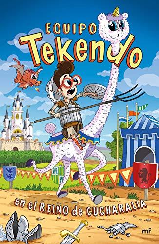 Equipo Tekendo en el reino de Cucharalia (4You2)