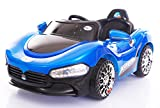 Toy House Sports Rechargeable Battery Painted Ride-on Car, Blue ride on atv Mar, 2021