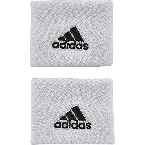 adidas Tennis Schweißband, White/Black, OSFM