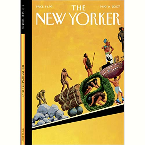 The New Yorker (May 14, 2007) audiobook cover art