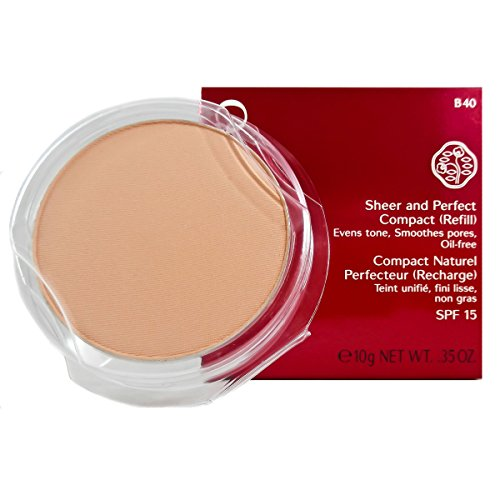 Shiseido Puder Make-up 1er Pack (1x 100 g)