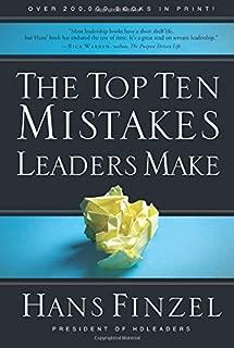 Best top 10 mistakes leaders make Reviews