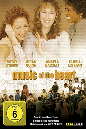 Music of the Heart [Alemania] [DVD]