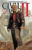 Civil War II n°4 (couverture 2/2)
