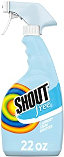 Shout Free, Laundry Stain Remover, 22 Ounce
