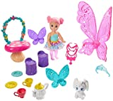 Barbie- Caja de Hadas (Mattel 446GJK49)