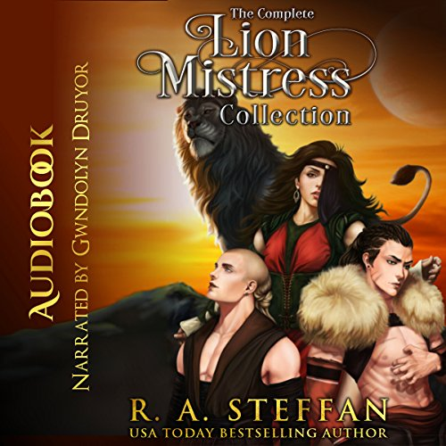 The Complete Lion Mistress Collection cover art