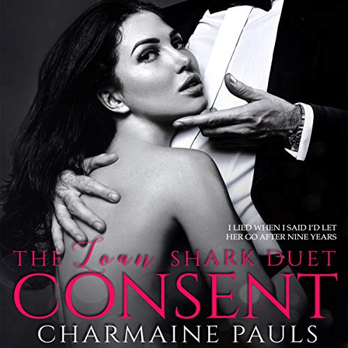 Consent audiobook cover art