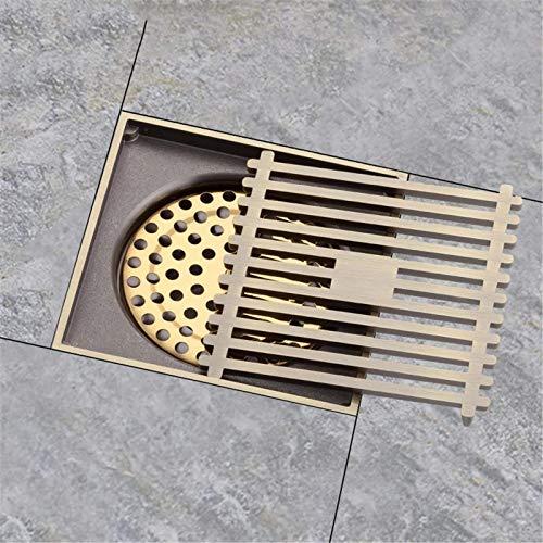 DYR Badezimmerbodenablauf, geruchsneutrale Duschbodenabläufe Badezimmerstecker Duschablaufstopfen Waschbeckenablaufsieb