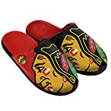 FOCO NHL Split Color Slide Slipper -