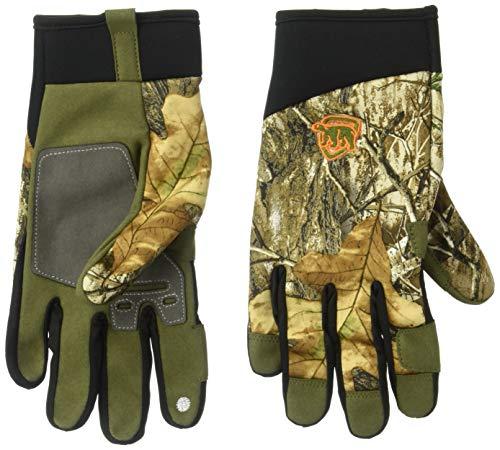 ArcticShield Unisex Heat Echo Shooters Handschuh, Realtree Edge, Größe S