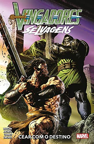 Vingadores Selvagens Volume 2