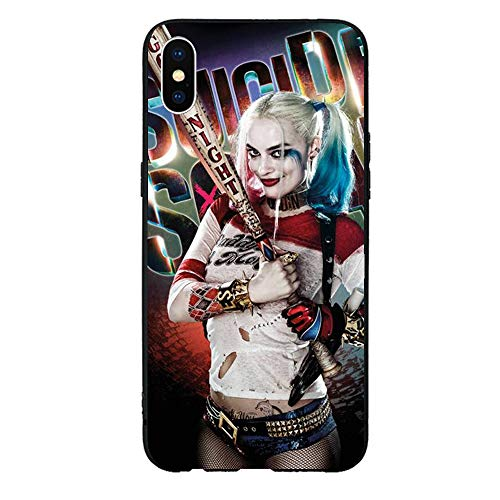 51if6MGXsCL Harley Quinn Phone Cases iPhone 8