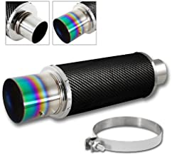 n1 carbon fiber muffler