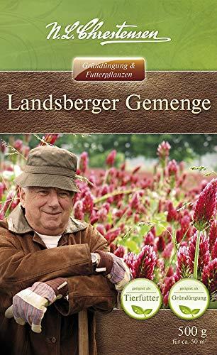 Gründüngung & Futterpflanzen - Landsberger Gemenge 500g ausreichend für 50 m² - Bodenverbesserer