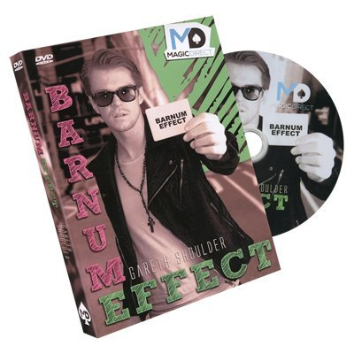 Magic Direct Barnum Effect (DVD and Gimmick) by Gareth Shoulder - DVD