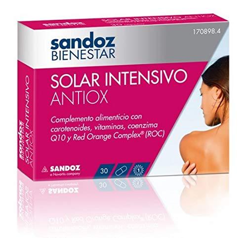 SANDOZ BIENESTAR DUO-PACK SOLAR INTENS