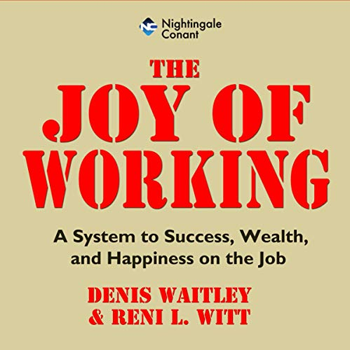 Couverture de The Joy of Working