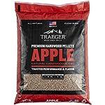 Traeger 33365 20Lb Apple Wood Pellets, 20 lb