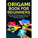 """""""Origami Book for Beginners"""" Kindle eBook"""