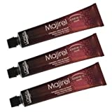 L'Oréal Majirel Lot de 3 crèmes de coloration 5 - Marron clair
