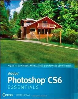 Adobe Photoshop CS6 Essentials by Onstott, Scott (2012) Paperback