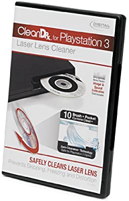Digital Innovations 4190100 Clean Dr. Laser Lens Cleaner