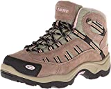 Hi-Tec Women's Bandera Mid Waterproof Hiking Boot,Taupe/Blush,9.5 M US