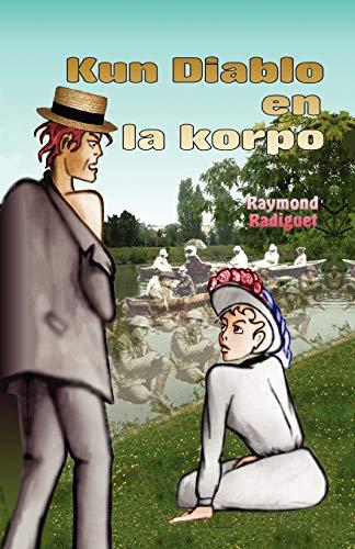 Kun Diablo en la korpo (Romano en Esperanto) (Esperanto Edition) (Paperback)