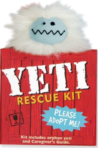 Yeti Rescue Kit by Rene J. Smith (2011) Hardcover