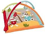 BabySun Tapis d'Activités Multicolore