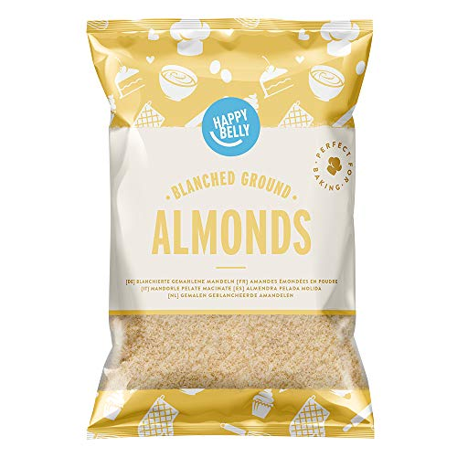 Marca    Happy Belly Almendras peladas molidas 200gr x 5