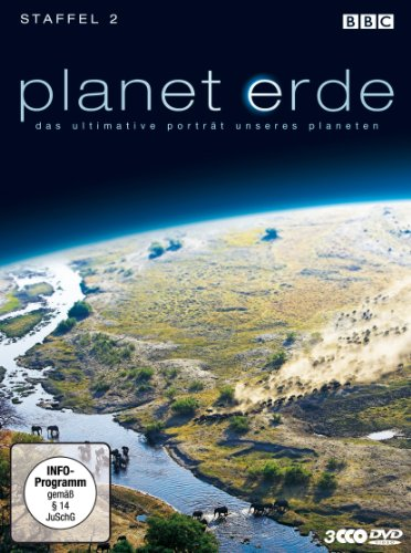 Planet Erde - Staffel 2 (3 DVDs)