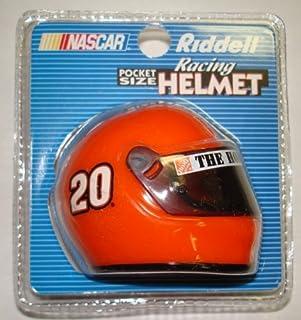 The Home Depot #20 Pocket Pro Nascar Drivers Helmet