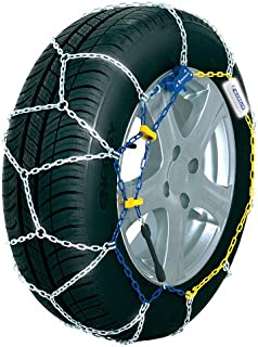 MICHELIN 007667 Extreme-Grip Snow Chains